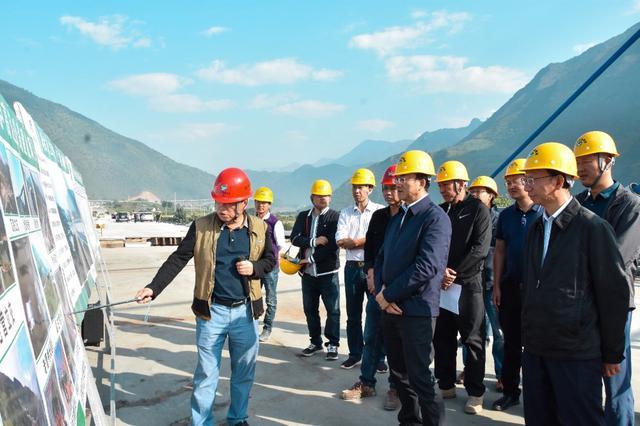 怒江州推动年度项目建设目标任务圆满完成