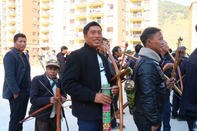 錦繡社區舉辦首屆冬季居民體育運動會