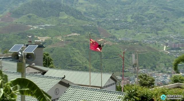 """泸水市:村村响起大喇叭 """"七一""""讲话精神进万家"""
